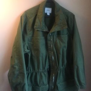 Old Navy Women's Plus Size Army Jacket 🧥